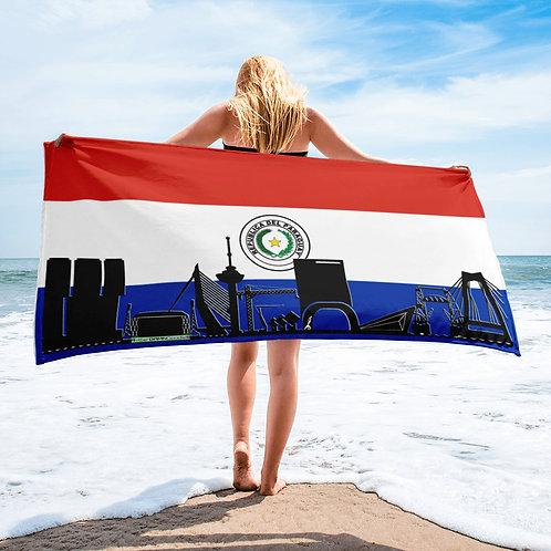 Handdoekvlag DreamSkyLine Unity Paraguay