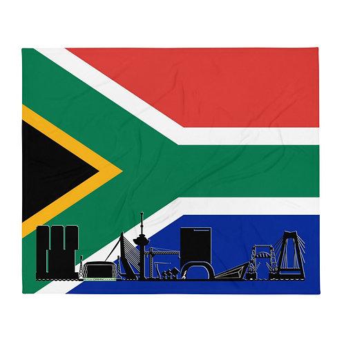 Dekenvlag DreamSkyLine Unity Zuid-Afrika