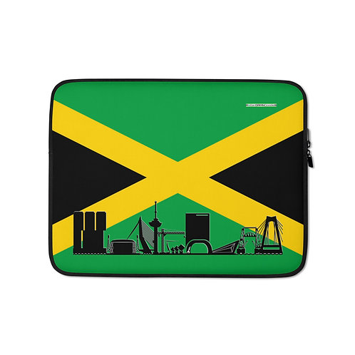 Laptopsleeve DreamSkyLine Unity Jamaica