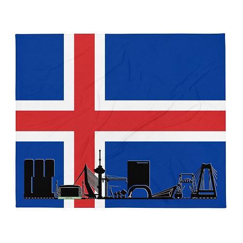Dekenvlag DreamSkyLine Unity IJsland