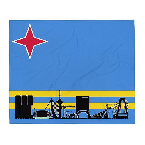 Dekenvlag DreamSkyLine Unity Aruba