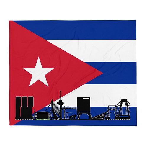Dekenvlag DreamSkyLine Unity Cuba