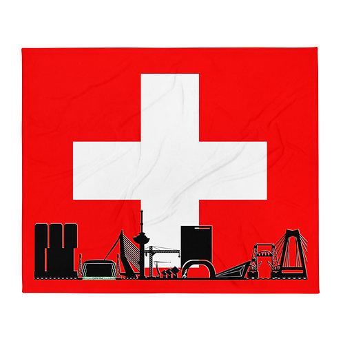 Dekenvlag DreamSkyLine Unity Zwitserland