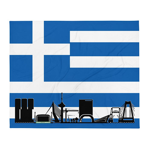 Dekenvlag DreamSkyLine Unity Griekenland