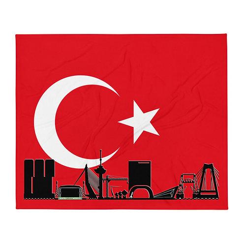 Dekenvlag DreamSkyLine Unity Turkije