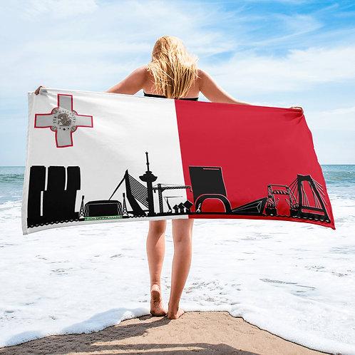 Handdoekvlag DreamSkyLine Unity Malta