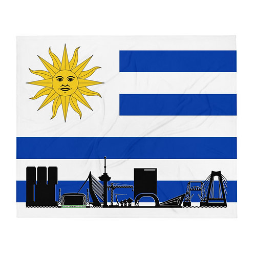 Dekenvlag DreamSkyLine Unity Uruguay