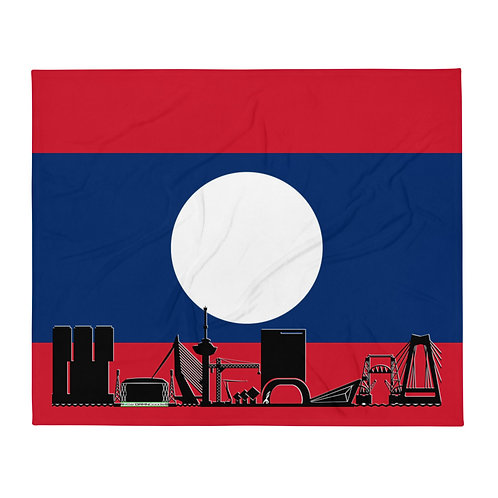 Dekenvlag DreamSkyLine Unity Laos
