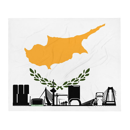Dekenvlag DreamSkyLine Unity Cyprus