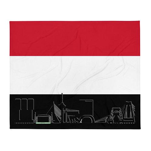 Dekenvlag DreamSkyLine Unity Jemen