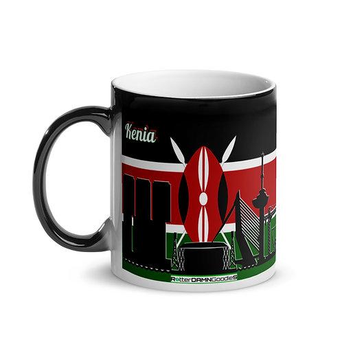 Magische Mok DreamSkyLine Unity Kenia