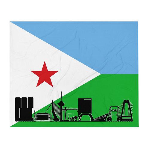 Dekenvlag DreamSkyLine Unity Djibouti