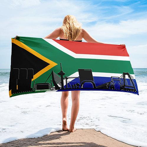 Handdoekvlag DreamSkyLine Unity Zuid-Afrika