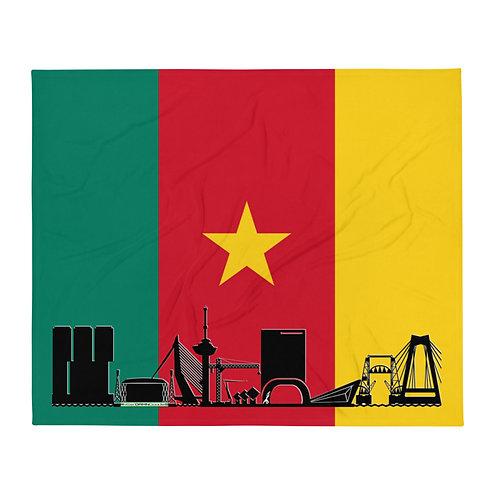 Dekenvlag DreamSkyLine Unity Kameroen