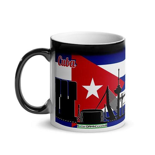 Magische Mok DreamSkyLine Unity Cuba