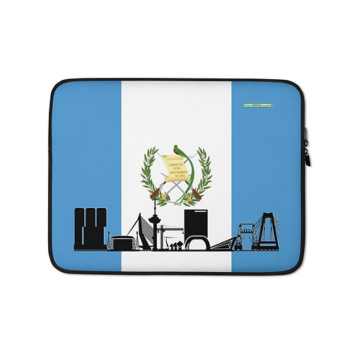 Laptopsleeve DreamSkyLine Unity Guatemala