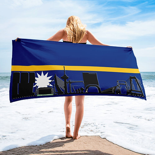 Handdoekvlag DreamSkyLine Unity Nauru