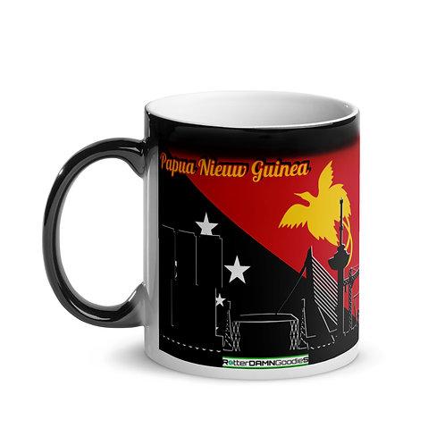 Magische Mok DreamSkyLine Unity Papua Nieuw Guinea