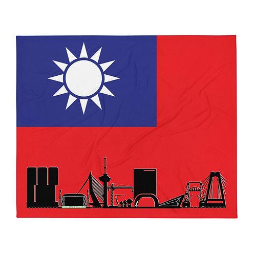 Dekenvlag DreamSkyLine Unity Taiwan