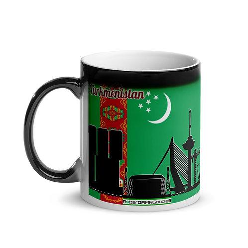 Magische Mok DreamSkyLine Unity Turmenistan