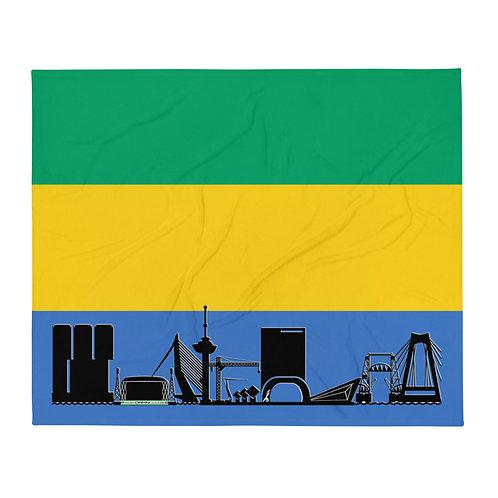 Dekenvlag DreamSkyLine Unity Gabon