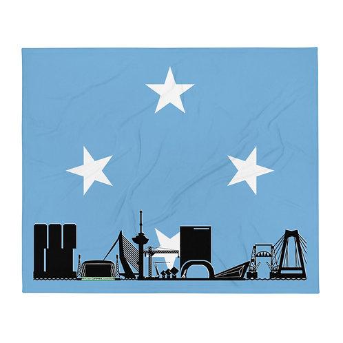 Dekenvlag DreamSkyLine Unity Micronesië