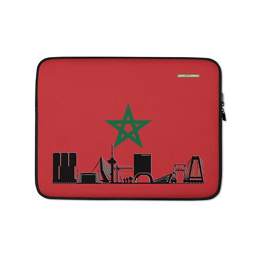 Laptopsleeve DreamSkyLine Unity Marokko