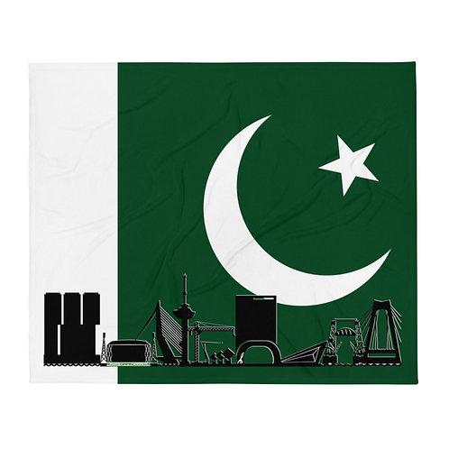Dekenvlag DreamSkyLine Unity Pakistan
