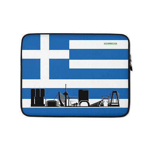 Laptopsleeve DreamSkyLine Unity Griekenland