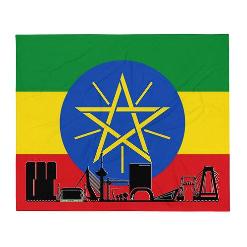 Dekenvlag DreamSkyLine Unity Ethiopië