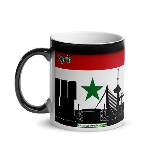 Magische Mok DreamSkyLine Unity Syrië