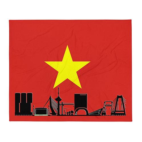 Dekenvlag DreamSkyLine Unity Vietnam