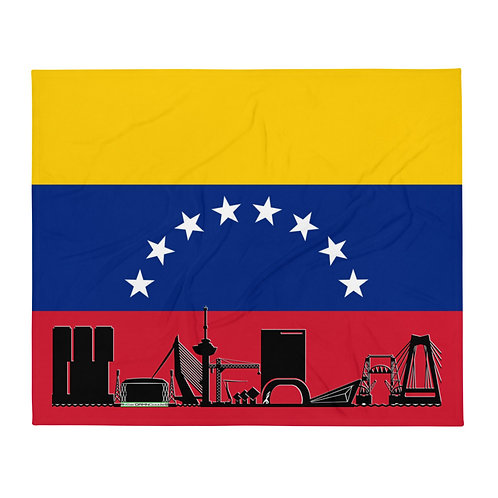 Dekenvlag DreamSkyLine Unity Venezuela