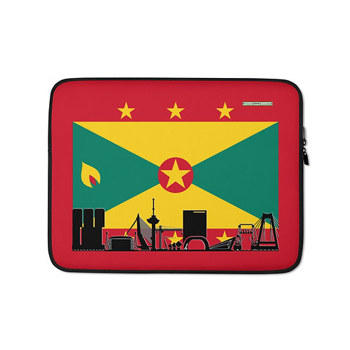 Laptopsleeve DreamSkyLine Unity Grenada