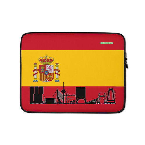 Laptopsleeve DreamSkyLine Unity Spanje