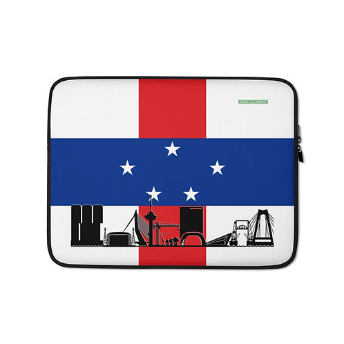 Laptopsleeve DreamSkyLine Unity Nederlandse-Antillen