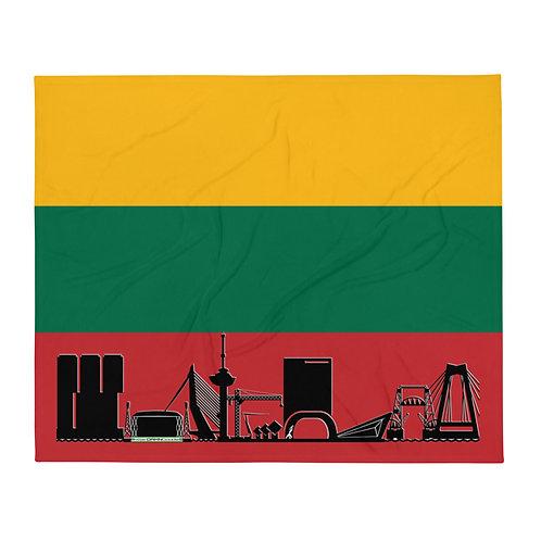 Dekenvlag DreamSkyLine Unity Litouwen