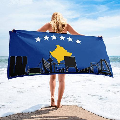 Handdoekvlag DreamSkyLine Unity Kosovo