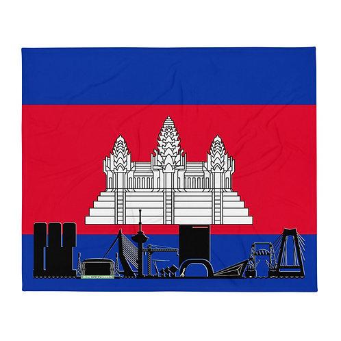 Dekenvlag DreamSkyLine Unity Cambodja