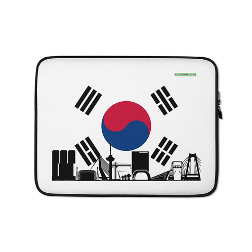 Laptopsleeve DreamSkyLine Unity Zuid-Korea