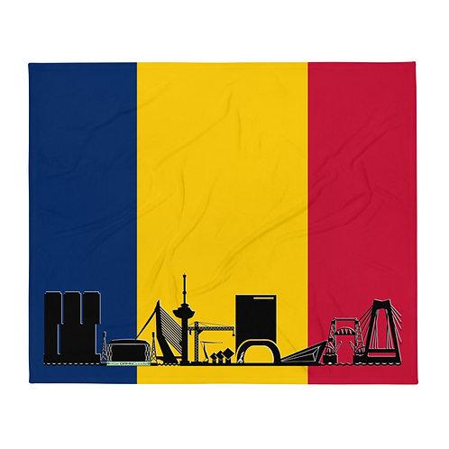 Dekenvlag DreamSkyLine Unity Tsjaad