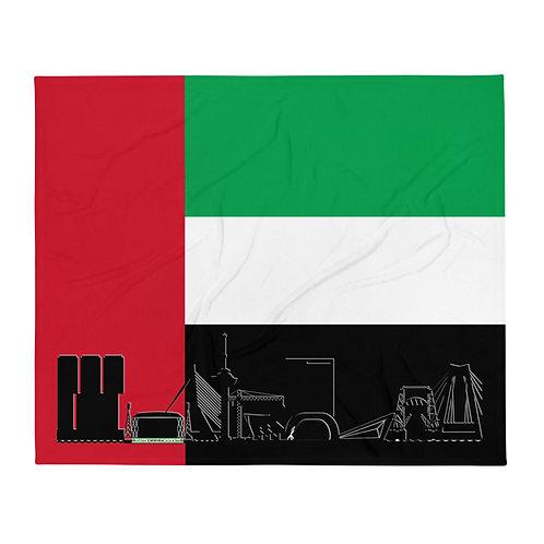 Dekenvlag DreamSkyLine Unity Verenigde Arabische Emiraten