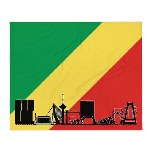 Dekenvlag DreamSkyLine Unity Congo Brazzaville