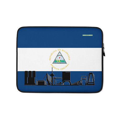 Laptopsleeve DreamSkyLine Unity Nicaragua