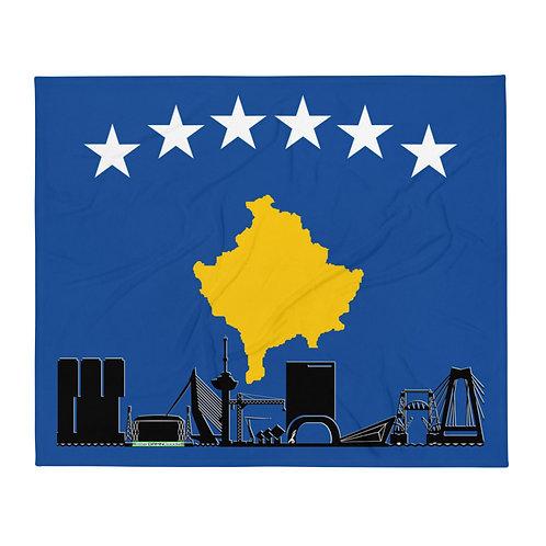 Dekenvlag DreamSkyLine Unity Kosovo
