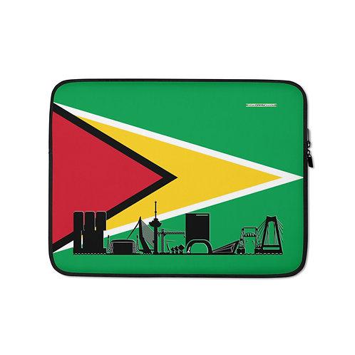 Laptopsleeve DreamSkyLine Unity Guiana