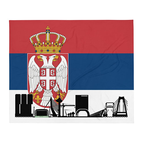 Dekenvlag DreamSkyLine Unity Servië