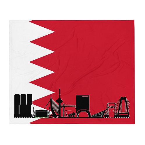Dekenvlag DreamSkyLine Unity Bahrein