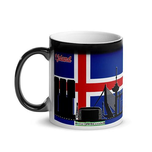 Magische Mok DreamSkyLine Unity IJsland