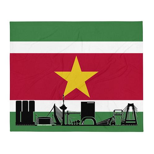 Dekenvlag DreamSkyLine Unity Suriname